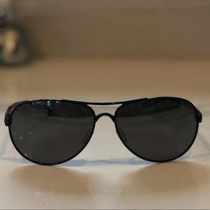 Oakley aviator style sunglasses